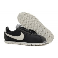 Mens Nike Cortez Leather Coffee Red White Yellow