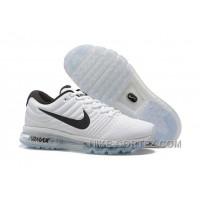 Authentic Nike Air Max 2017 White Black Copuon Code FTwyaK