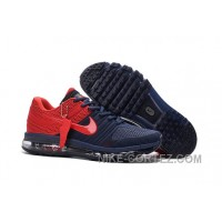 Authentic Nike Air Max 2017 KPU Navy Red Copuon Code NaZx6