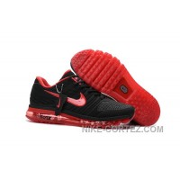 Authentic Nike Air Max 2017 KPU Black Red Cheap To Buy 5spBJhC