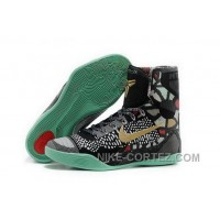 Buy Cheap Nike Kobe 9 High 2015 All Star Black Gold Mens Shoes New Release Tawxf
