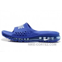 Cheap Nike Air Max 2015 Summer Sandals Royal Blue For Sale 2016 Rabatte