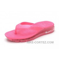 Girls Nike Air Max 2015 Slide Sandals Flip Flops Slipper Pink 2016 Rabatte