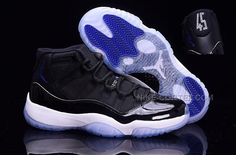 Men Air Jordan 11 Space Jam